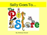 Sally Goes To The Petstore