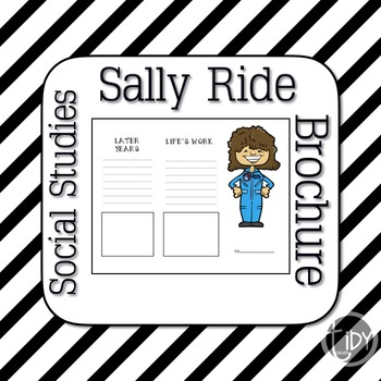 Sally Ride Brochure