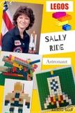 Sally Ride, Astronaut, Learning with LEGO® Bricks!