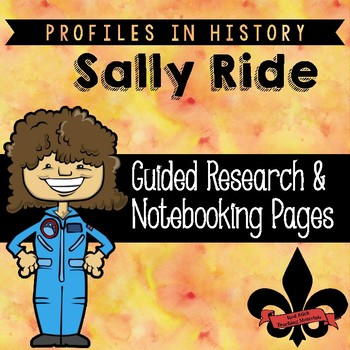 Sally Ride Guided Research Activity