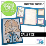 Sally Ride Research Lapbook