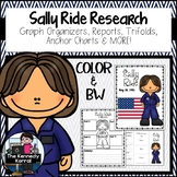 Sally Ride Research Report Bundle
