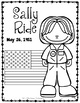 Sally Ride {Biography Research Trifold, Women's History, S
