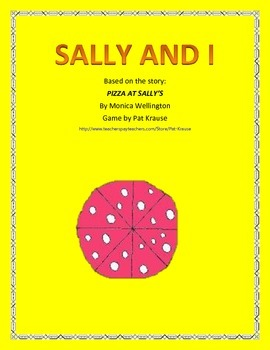 Sight word: and     SALLY AND I
