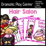 Sally's Salon Hair Salon Dramatic Play Set!