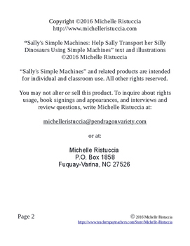 Sally's Simple Machines