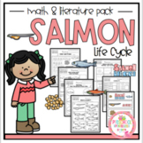 Salmon Life Cycle Math and Literature