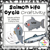 Salmon Life Cycle Craft   Freshwater   Ocean Activities   Life Cycle of a Salmon