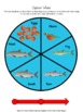 Salmon Life Cycle Graphing Activity
