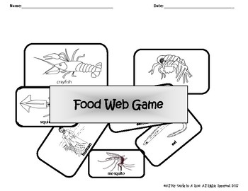 Salmon Life Cycle and Food Web Resources