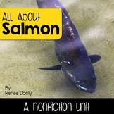 Salmon- a nonfiction unit
