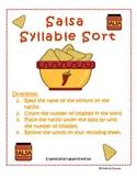 Salsa Syllable Sort