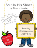Salt In His Shoe Reading Comprehension Activities/ Worksheets