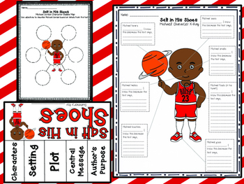 Salt In His Shoes: A March Madness Book Companion