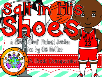 Salt In His Shoes: A March Madness & Black History Month Book Companion