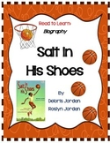 Salt In His Shoes - A Complete Book Response Journal