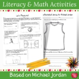 Michael Jordan Creative Writing Activities!