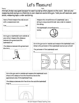 Michael Jordan Creative Writing Activities!