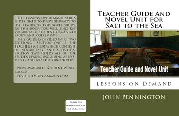 Salt to the Sea Teacher Guide and Novel Unit
