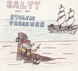 Salty and the Stolen Treasure
