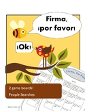 Salud / Health: 2 Spanish Communicative Activities, Questionnaires, Surveys