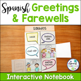 Saludos y Despedidas (Greetings and Farewells) Spanish Int