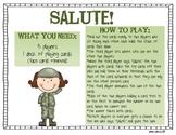 Salute Math Game