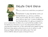 Salute! Multiplication Game