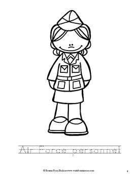 Salute Our Heroes: Military Coloring Book by WriteBonnieRose   TpT