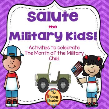 Salute the Military Kids!