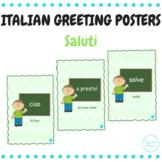 Saluti (Italian greeting posters)
