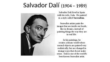 Salvador Dali PPT, 5-12