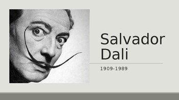 Salvador Dali PowerPoint