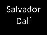 Salvador Dali Presentation