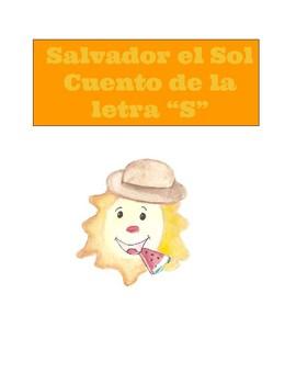 Salvador el Sol de Salamanca. Cuento de la letra S