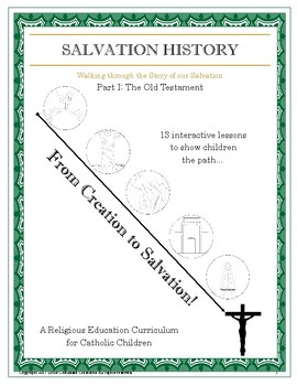 Salvation History Part 1: Walking through the story of our Salvation