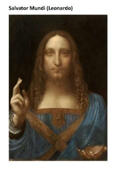 Salvator Mundi - Leonardo Handout