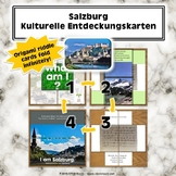 Salzburg Kulturelle Entdeckungskarten (German Cultural Discovery Card Kit)