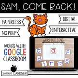 Sam, Come Back! for Google Classroom