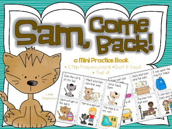 Sam, Come Back - A Mini Book