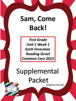 Sam Come Back--Supplemental--Reading Street 1st Grade