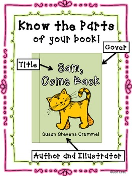 Sam, Come Back- Supplemental Resources for Reading Street