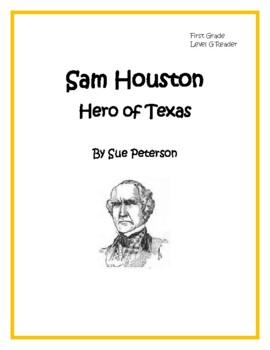 Sam Houston: Hero of Texas
