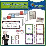 Sam Houston Interactive Foldable Booklets