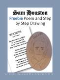 Sam Houston Poem Freebie