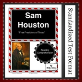 Sam Houston Reading Comprehension