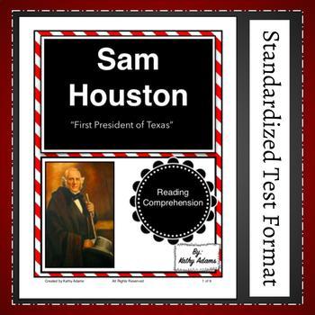 Sam Houston Reading Comprehension