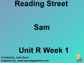 Sam SmartBoard Companion Common Core 1st Grade