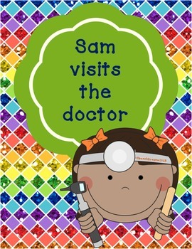 Visiting the Doctor {Games Response to Fictional Text about Anxiety Fears}