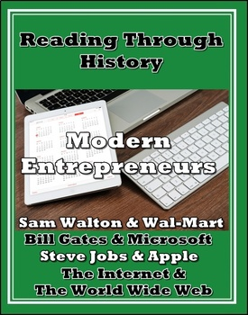 Sam Walton, Bill Gates, Steve Jobs, and the Internet